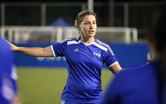 FIFA expert to help develop Vietnamese women's football