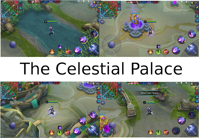 The Celestial Palace Map Mobile Legends