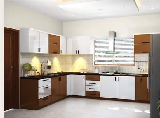 desain kitchen set minimalis