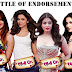 Bollywood Celebs battle of endorsements!