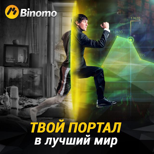 брокер Биномо