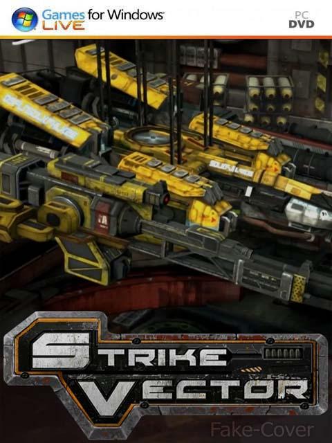 تحميل لعبة Strike Vector برابط مباشر + تورنت