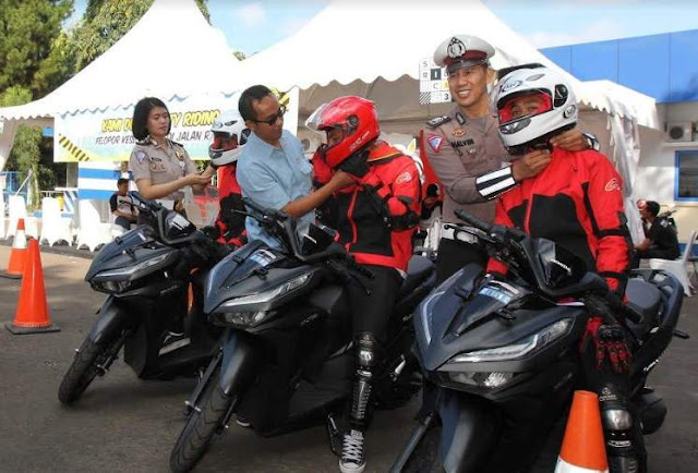Safety Riding Camp 2019 Astra Honda Motor