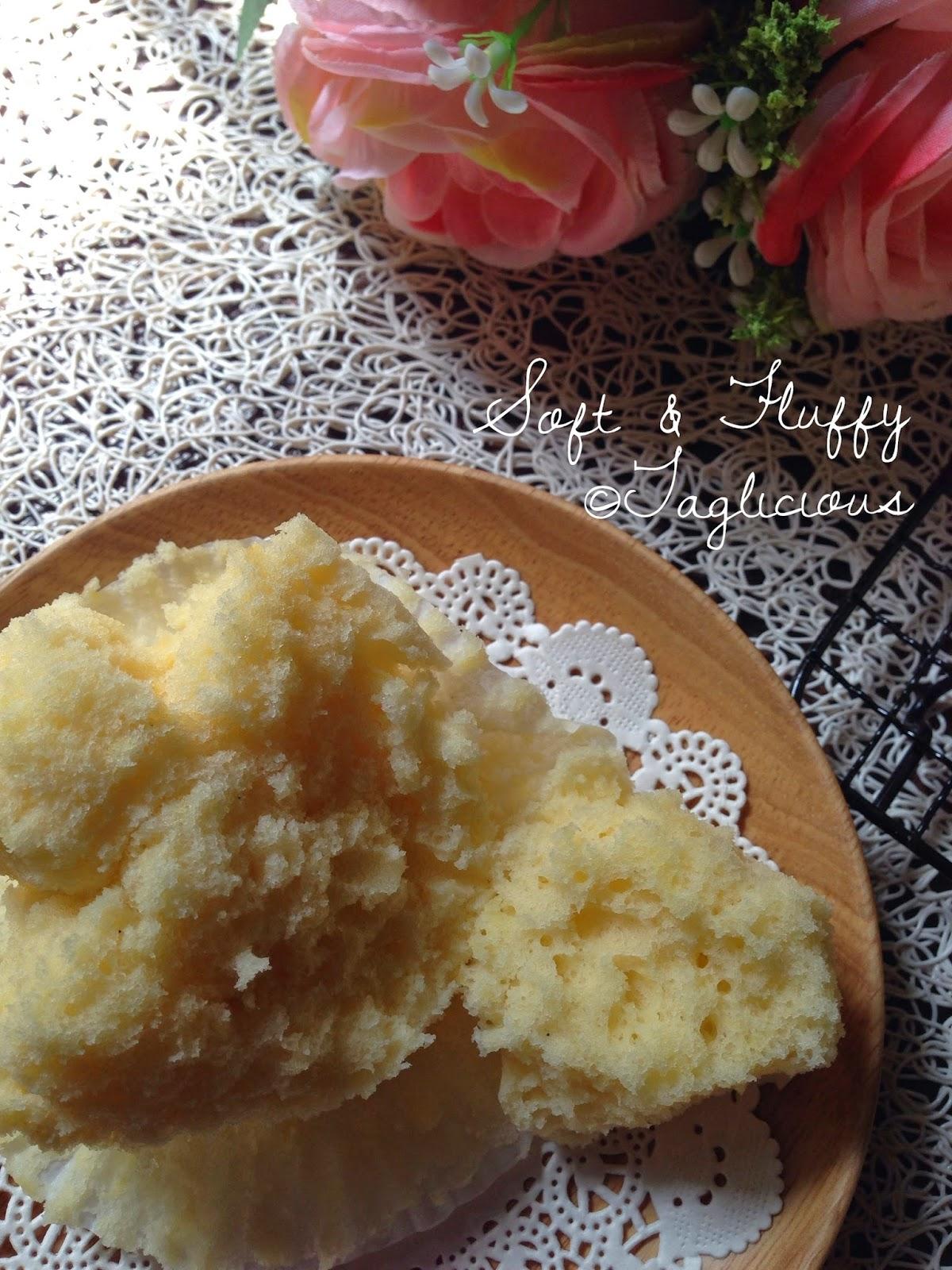Morinaga Pancake Mix Steamed Cake