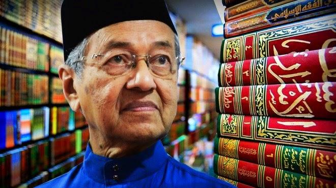 Haq's Musings: Malaysia's Ex-PM Mahathir Stirs Up Hadith