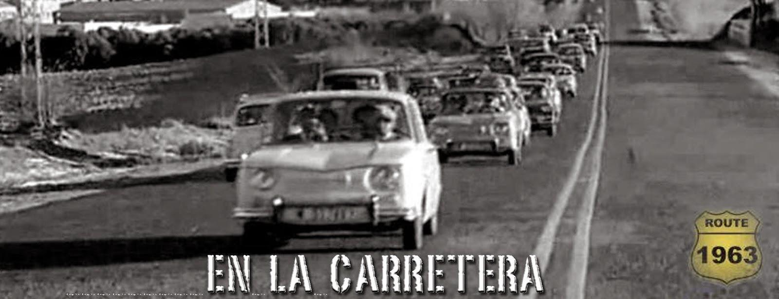 EN LA CARRETERA. Blog principal.