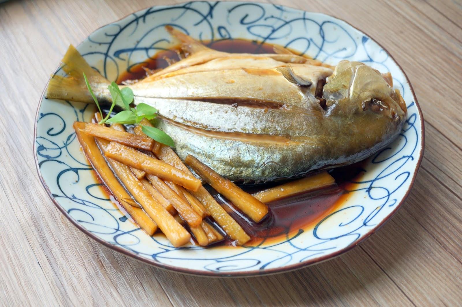OL醉愛廚房: 【日式經典家常菜】醬燒魚