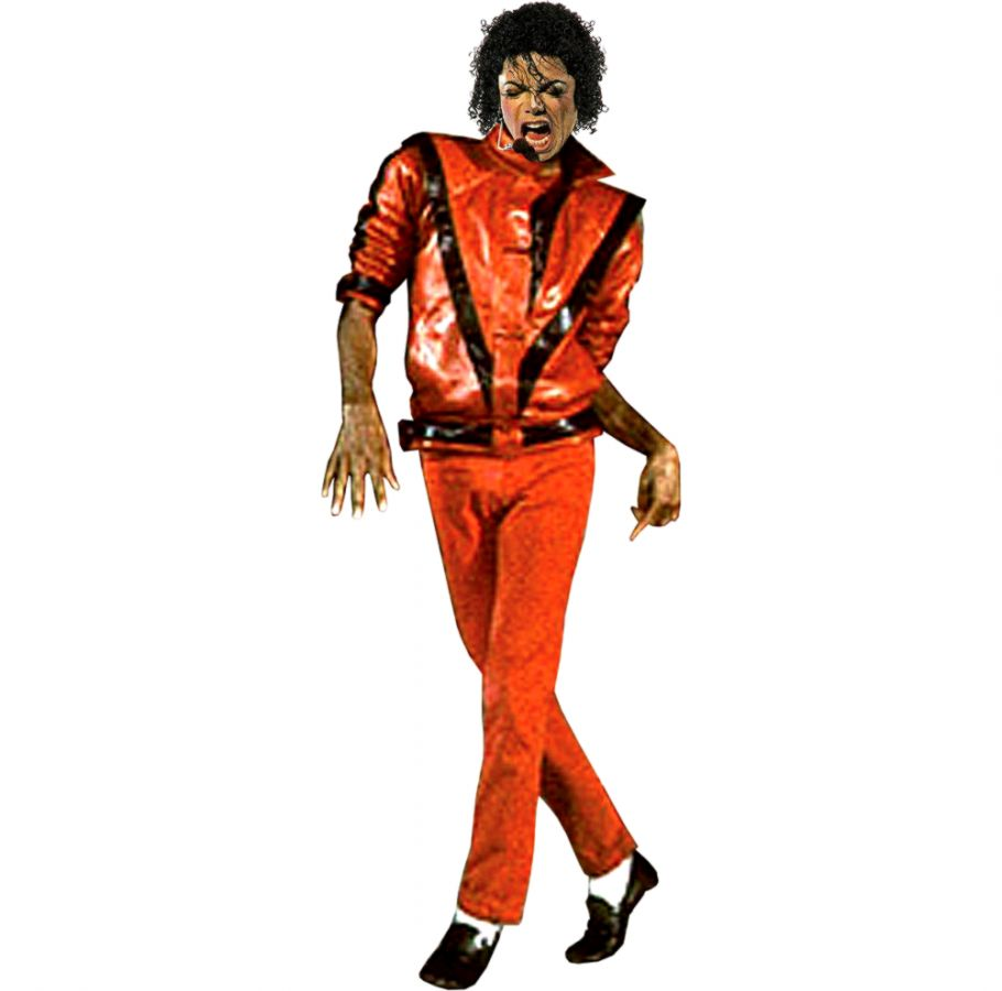 Michael Jackson Thriller Costume For Women Wallpapers Magazine