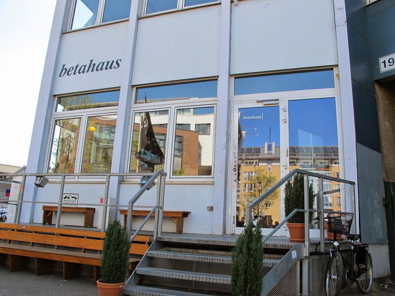 [直擊現場] 柏林最知名的創客空間Betahaus
