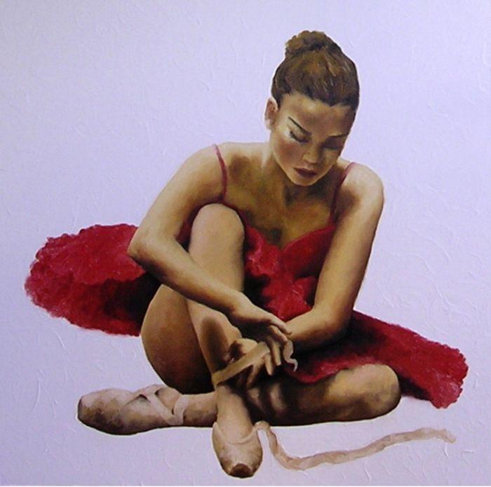 Trisha Lambi 1962 | Australian Figurative painter