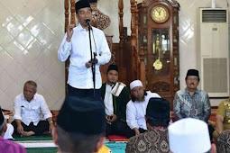 Ini Bantahan Jokowi atas Tuduhan Kriminalisasi Ulama