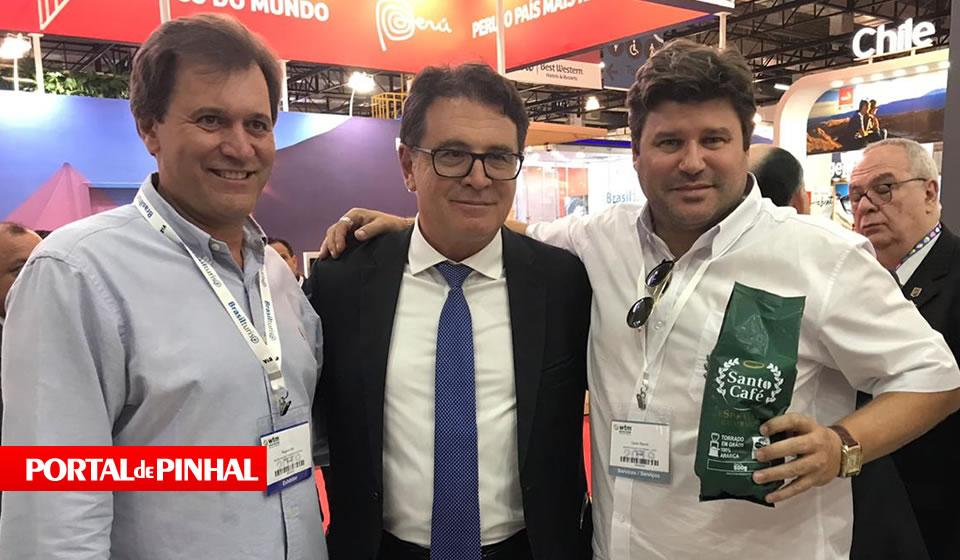 Santo Café participa da maior feira de turismo no Brasil: WTM Latin America 2019