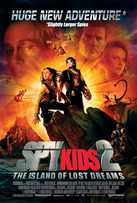 Spy Kids 2: Island of Lost Dreams Poster