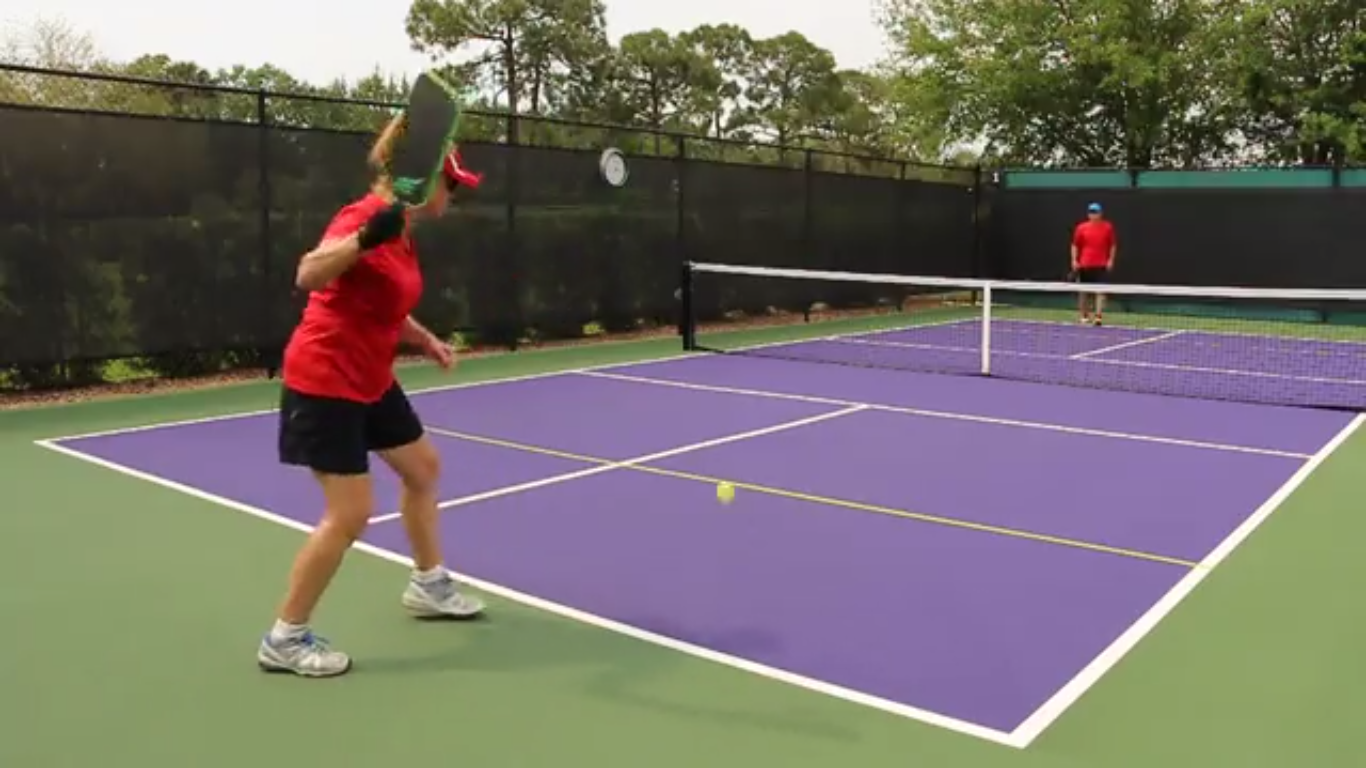 A Pickleball Life: Targeting: The Experts on Depth