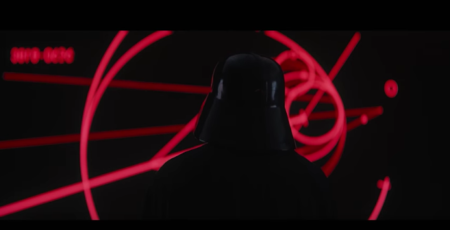 Rogue One A Star Ward Story Darth Vader