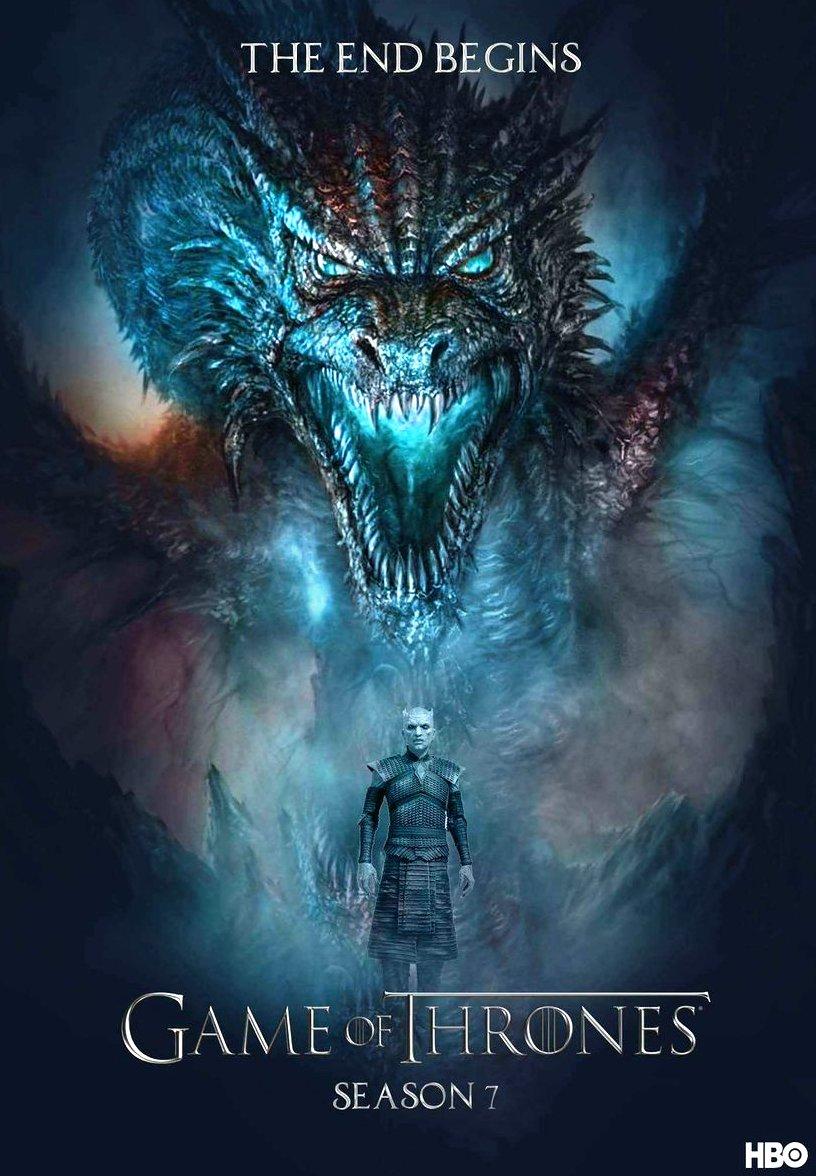 Nonton Game of Thrones Season 7 (2017)