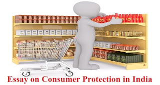 Essay on Consumer Protection in India