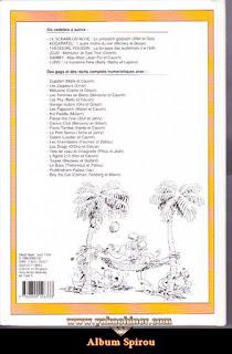 Album Spirou, numéro 244, année 1997