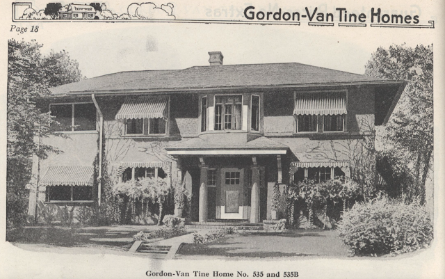 gordon van tine catalog 535 535b