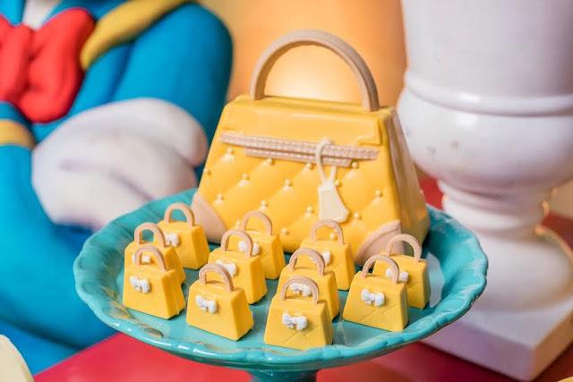 Como escolher os doces e guloseimas da festa infantil