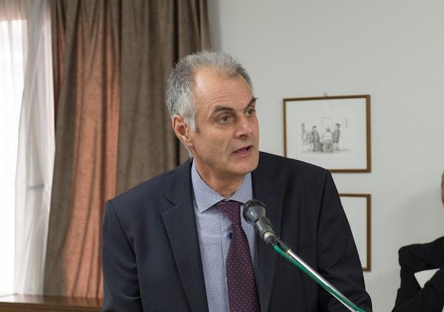 Ερώτηση του βουλευτή Αργολίδας Γ. Γκιόλα για καθιέρωση πόρων υπέρ των Ο.Τ.Α. από τα εισιτήρια των αρχαιολογικών χώρων