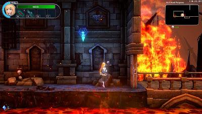 Tower Hunter: Erza's Trial - Lava
