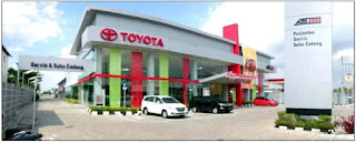 Dealer Toyota Banjarmasin