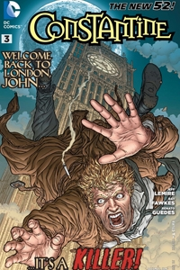 Constantine New 52