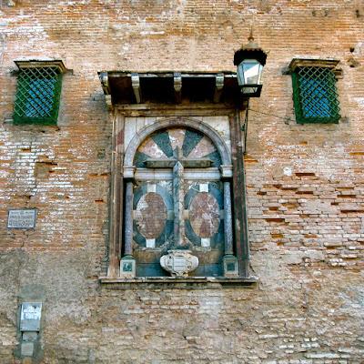 Fachada principal Casa de Pilatos