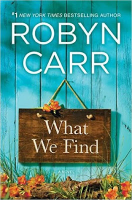 What We Find book cover