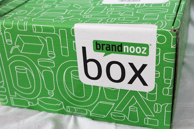 brandnooz Box Mai 2016
