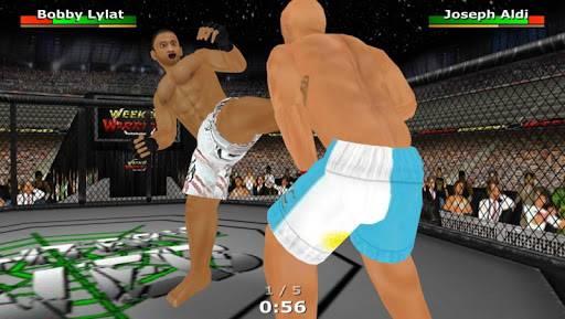 Download Weekend Warriors MMA Mod Apk