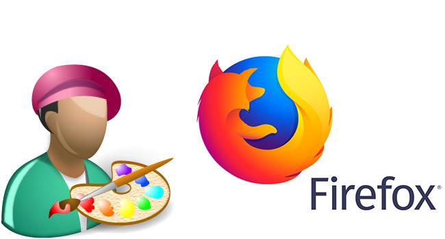Firefox'ta Araç Çubuğuna Esnek Boşluk Nasıl Eklenir