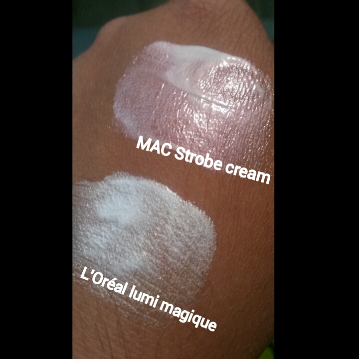 Mac Strobe cream- Review, ways to wear it and a possible dupe ...