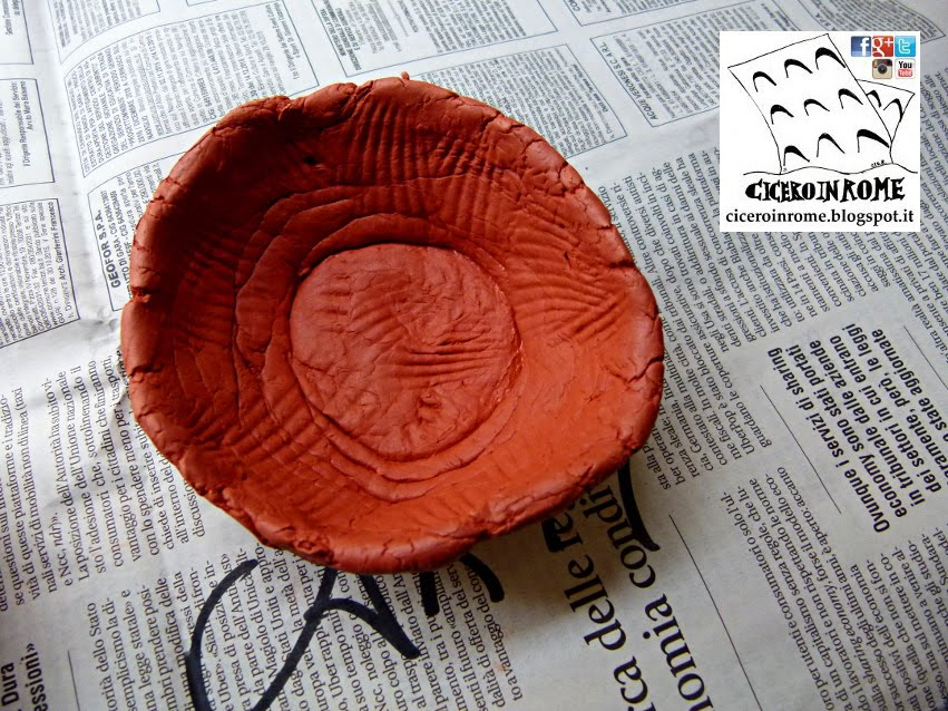 Bambini: La Ceramica Preistorica. Laboratorio