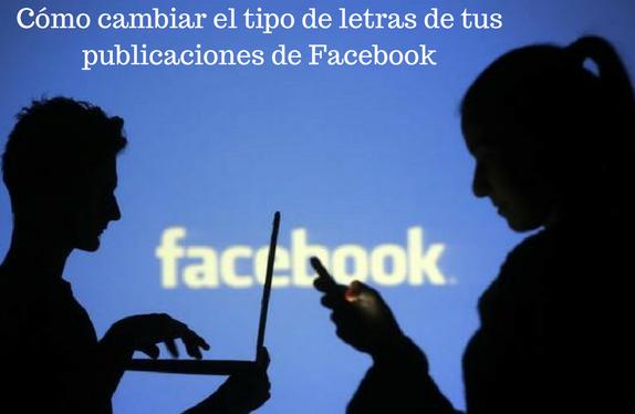 Facebook, redes sociales, social media, publicaciones, letra, herramienta