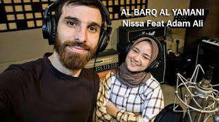 Lirik Lagu AL BARQ AL YAMANI Nissa Sabyan feat Adam Ali