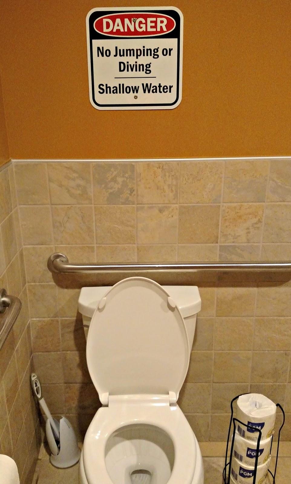 Bathroom Humor two bears farm and the three cubs: bathroom humor