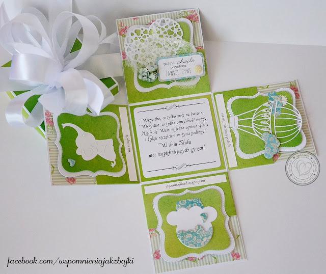 Ślub w odcieniach zieleni