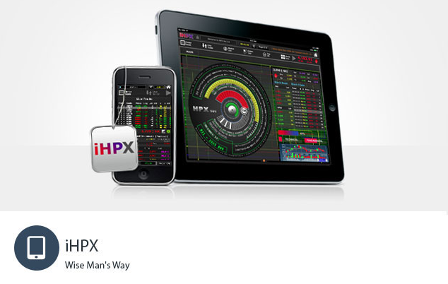 Gambar HPX online trading For iOS