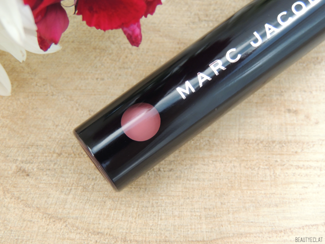 avis marc jacobs le marc liquid lip creme application