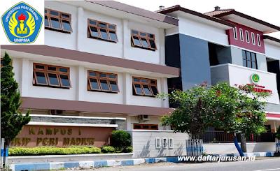 Daftar Fakultas dan Program Studi UNIPMA Universitas PGRI Madiun
