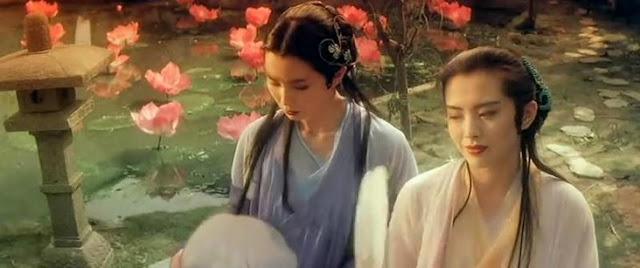Joey Wang Maggie Cheung Green Snake 1993