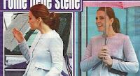 Kate Middleton incinta, pancino in vista nella visita ufficiale in ospedale
