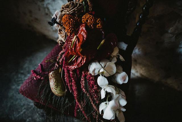 WEDDING FLORALS PERTH FLOWERS INSTALLATION CJ WILLIAMS PHOTOGRAPHY