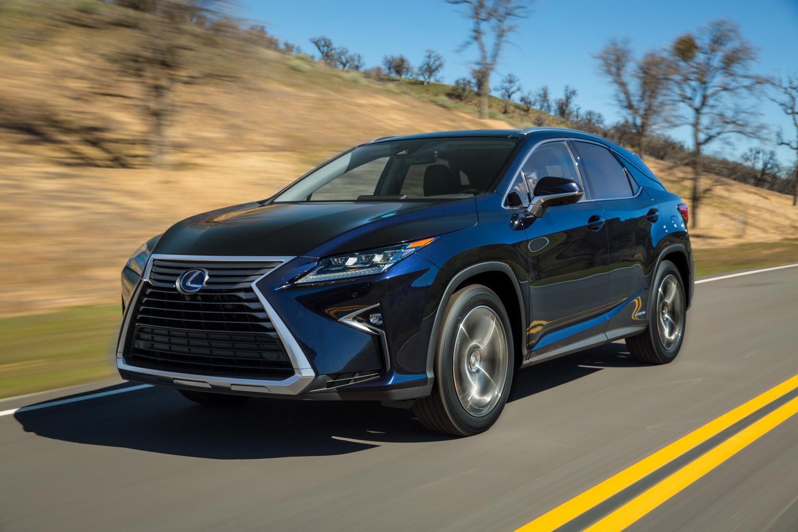 Lexus To Reveal Longer RX, Production-Spec UX In Tokyo ...