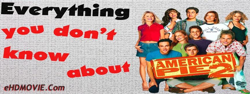 American Pie 2 2001 Full Movie Dual Audio [Hindi – English] 480p ORG BRRip 300MB ESubs Free Download
