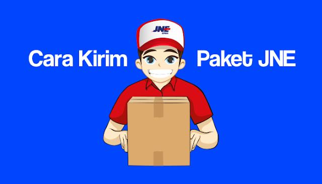 Cara Mengirim Paket / Barang Lewat JNE dengan Mudah dan Aman