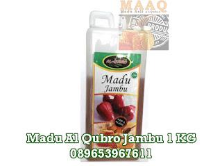 Madu Al Qubro Jambu, madu jambu Al Qubro Asli