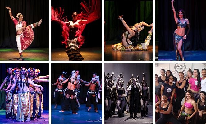 Festival Tribal Fusion Republica Dominicana Santo Domingo Show Danza Oriental Bellydance